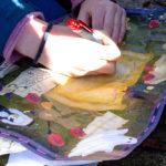 Wir spielen eine Schatzsuche zum Kindergeburtstag-Bild-3-Schatzkarte-ausfuellen