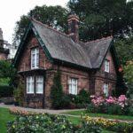 perfektes Gartenhaus